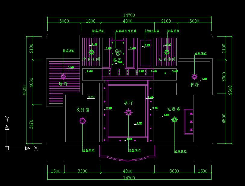装修培训CAD培训工程图